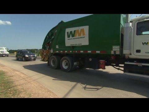 Waste Management vs. unions
