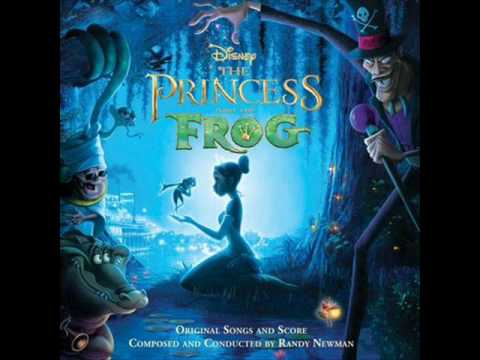 The Princess & the Frog - Ne-Yo Never Knew I Needed