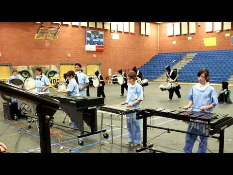 Villago Middle School Percussion Spring 2010 1 of 3