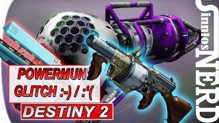 POWER MUNITION GLITCH - Munition im Überfluss / Bungie Please Fix