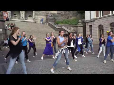 Flash mob frieri / Flash mob Proposal - Marry you