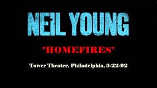 Watch Neil Young Homefires video