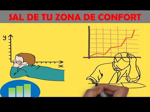 Como salir de la zona de confort? - Motivación - animado