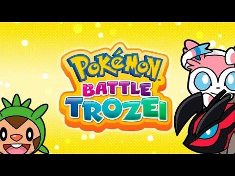 Jogo da Vez #13 - Pokémon Battle Trozei [3DS]