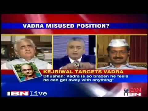 Arvind Kejriwal embarrasses India's Law Minister - Salman Khurshid