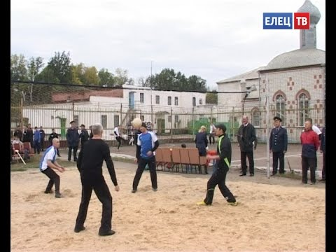 Определилась команда-победитель спартакиады исправительных учреждений Липецкой области