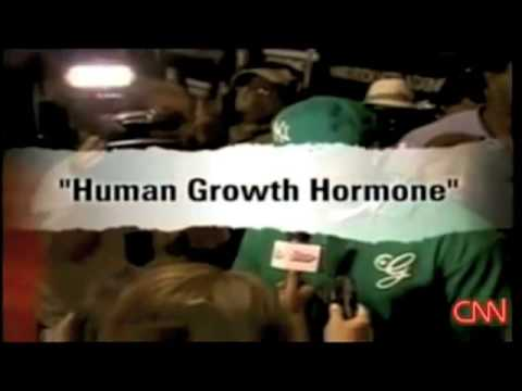 HGH - CNN News report about HGH and movie stars! Documentary