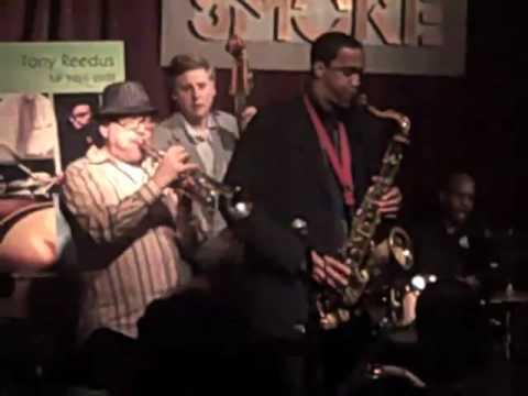 A Celebration of Tony Reedus @ Smoke 4/28/09