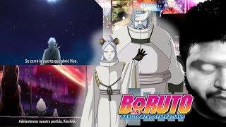 Momoshiki y Kinshiki, REGRESAN! | Boruto Capitulo 15 | Video Reacción Y Crítica