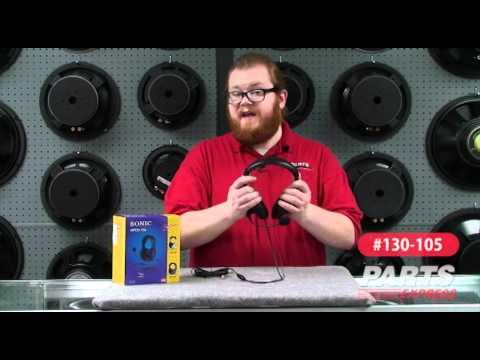 Deluxe Digital Multimedia Headset