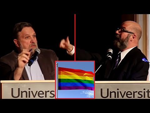 Andrew Sullivan & Douglas Wilson: Is Civil Marriage for Gay Couples Good for Society?