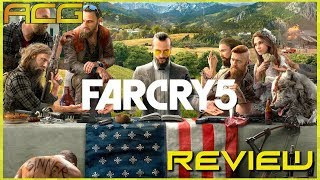 """Far Cry 5 Review """"Buy, Wait for Sale, Rent, Never Touch?"""""""