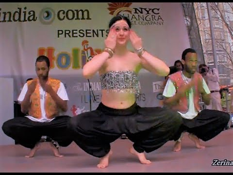 A Blend of African & Indian Dance@ 2014  Holi Hai thumbnail