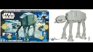 Star Wars EL AT-AT MAS SORPRENDENTE  de Hasbro Review