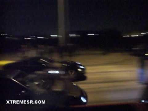 Acura Dallas on Green Acura Integra Vs  Corvette C6  Dallas  Tx Street Racing  Integra