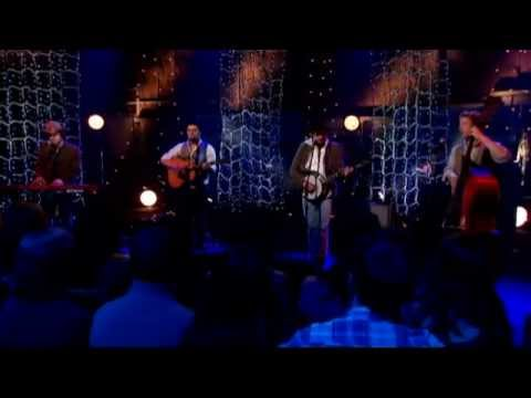 Mumford & Sons - England The National Cover