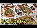 Escape the Boardgame 2nd Edition : Rebellion and Revolution Kickstarter