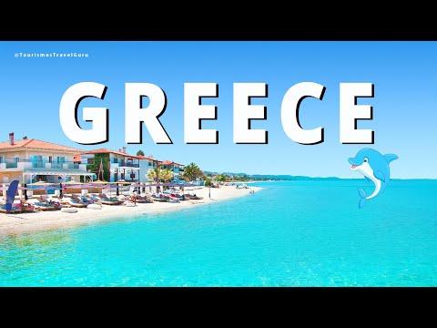Görögország útikalauz: Halkidiki Kassandra legjobb strandok, helyek, nyári vakáció