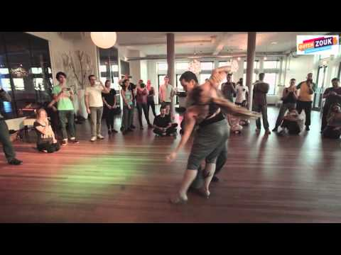 Jorge + Renata - Dutch International Zouk Congress 2015 - Demo