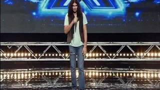 Mali Talefenua - The X factor Australia 2011 Audition