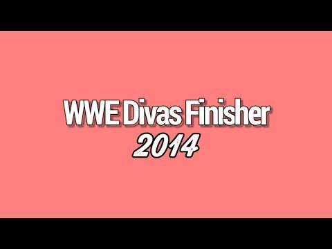 Wwe Divas Finisher 2014 video