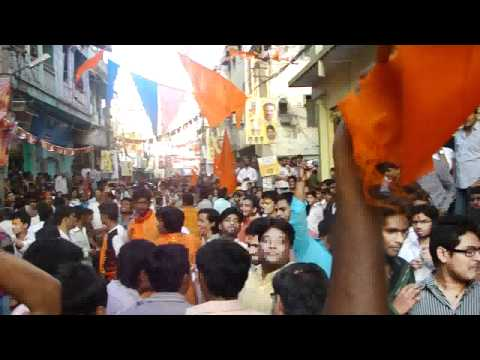 Ramji ki Sena Chali - Sri Ram Navami 2012 Hyderabad M4H06599...