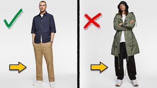 How To PROPERLY Style Wide-Leg Pants | 5 Tips For Men's Style