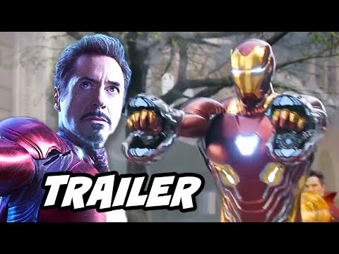 Avengers Infinity War Iron Man Trailer and Early Reviews Breakdown - NO SPOILERS