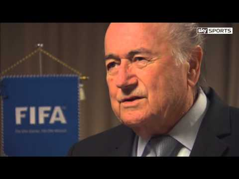 Blatter to stand for fifth term Video Watch sports TV Show