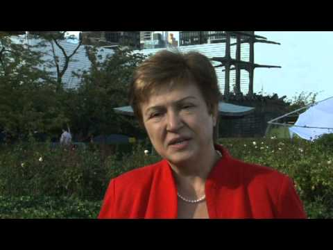 KG: Commissioner Georgieva at the United Nations General Assembly (UNGA)