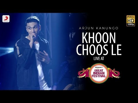 Khoon Choos Le - Live @ Amazon Great Indian Festival | Arjun Kanungo | Go Goa Gone