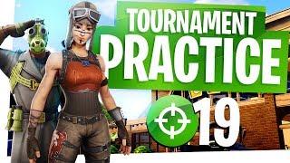 Fortnite Tournament Practice w/ I Am Wildcat - Duos in Squads