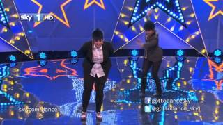 Got to Dance 4: Hash Tap audition