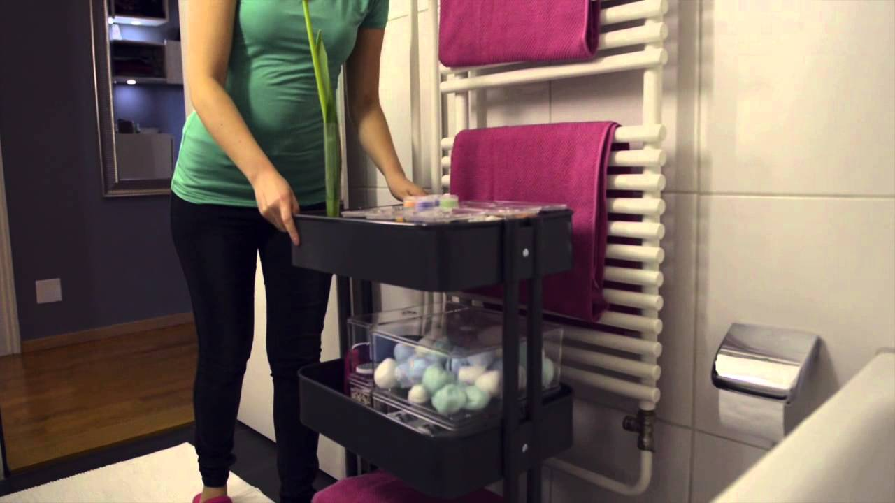 Ikea tipps tricks for your bathroom how to turn your for Turn your shower into a spa