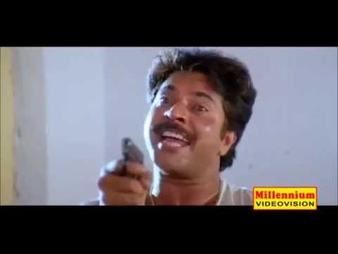 Malayalam megastar Mammootty's Hindi dialogue  in the film INSPECTOR BALRAM ഇന്സ്പെക്ടര് ബലറാം