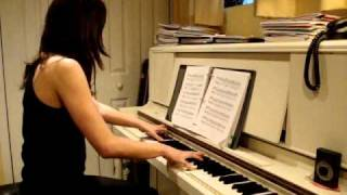 Moonlight Sonata (1er mouvement) de Beethoven - Ariane Racicot