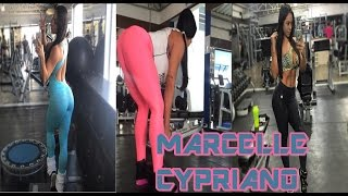 Marcelle Cypriano - The Best Exercises for Toning Butt, Thighs and Hips
