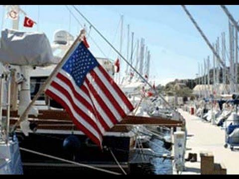 Teknelere ve Yatlara Neden Amerikan Bayrağı Asılıyor?