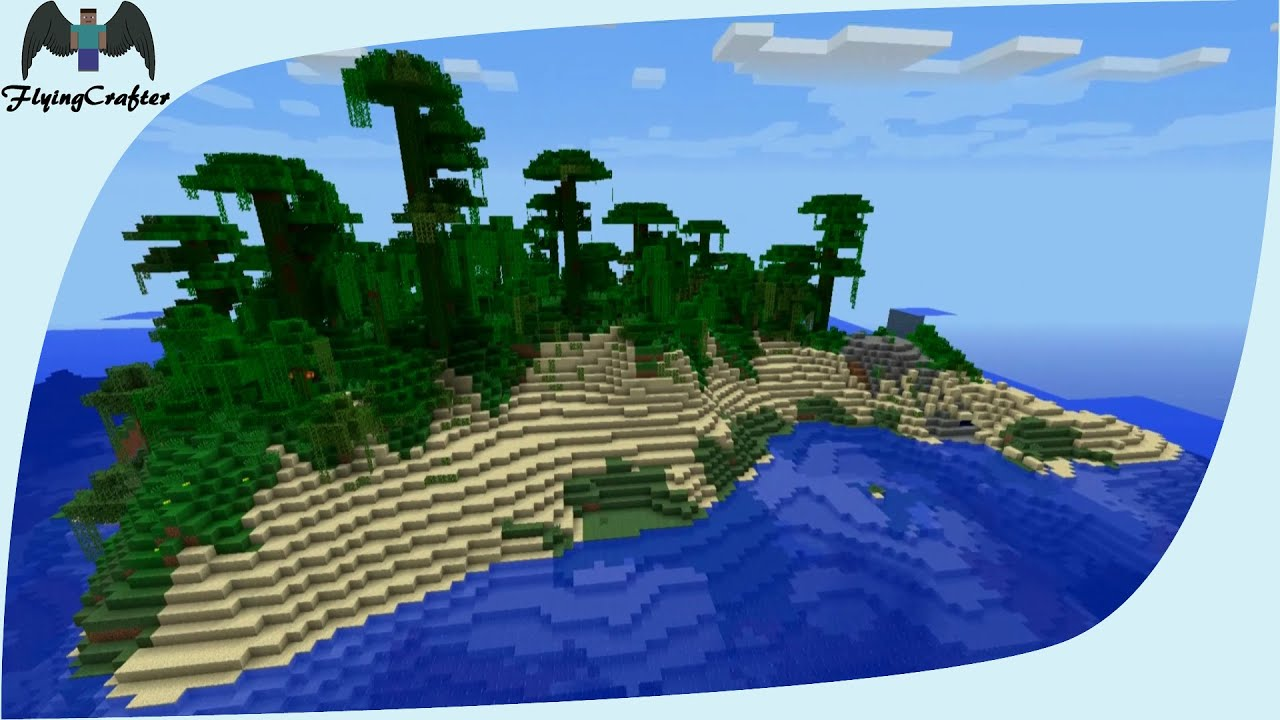 Best Survival Island Seeds
