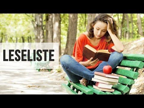 Jugendbücher Leseliste 2016 I Buchtipps I Bücher I Jugendbuch