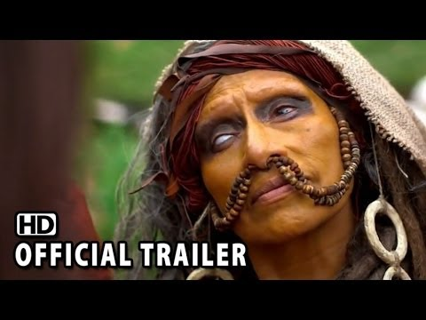 The Green Inferno Official Trailer #1 (2014) - Eli Roth Horror Movie HD