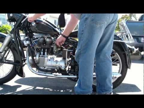 1953 BMW R25 Motorcycle With Steib Sidecar Test Drive