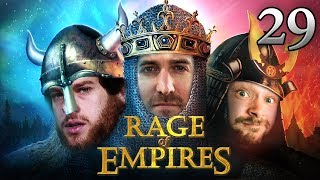 Rage Of Empires #29 mit Florentin, Donnie, Marah & Marco | Age Of Empires 2