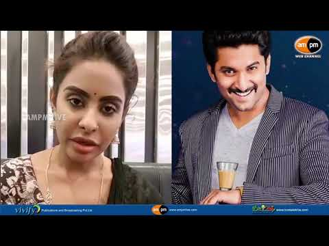 Sri Reddy Reacts On Nani's Legal Notices