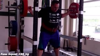 Francis Rousseau - Training 2014-06-06