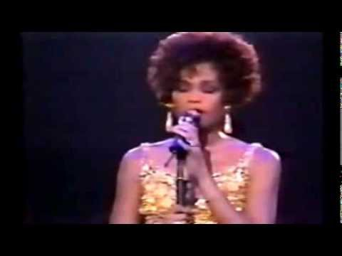 Whitney Houston LIVE - Greatest Love Of All