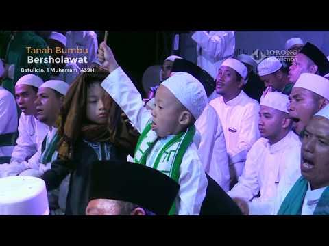 Habib Syech & Jamaah Shalawat Sholatun Bissalamil Mubin Ya Robbi Bil Musthofa Tanah Bumbu 2017
