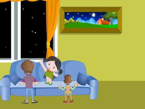 Edewcate english rhymes – Twinkle Twinkle Little Star