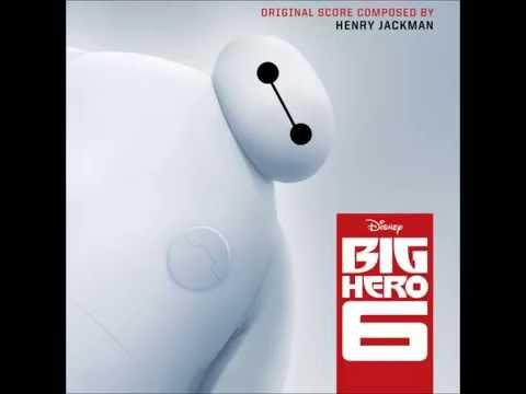 Big Hero 6 Soundtrack - 02 Hiro Hamada (Henry Jackman)
