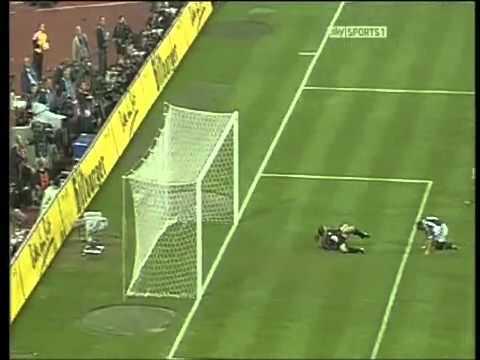 England v Germany 5-1 2001 (HQ)